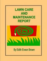 Cover for 'Lawn Care And Maintenance'