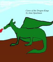 Cover for 'Curse of the Dragon Kings'