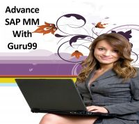Cover for 'Advance SAP MM with Guru99'