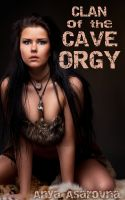 Cover for 'Clan of the Cave Orgy'