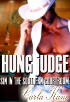 Cover for 'Hung Judge: Sin in the Southern Courtroom'