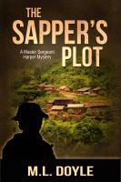 Cover for 'The Sapper's Plot'