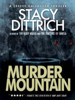 Cover for 'Murder Mountain'