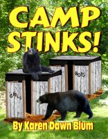 Cover for 'Camp Stinks!'