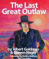 Cover for 'The Last Great Outlaw'