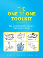 Cover for 'The One to One Toolkit: Tips and Strategies for Advisers, Coaches and Mentors'