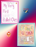 Cover for 'My Very First Ballet Class & Les Balles de Sara'