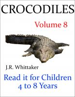 Cover for 'Crocodiles (Read it book for Children 4 to 8 years)'