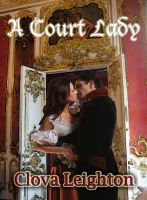 Cover for 'A Court Lady'