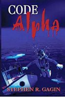 Cover for 'Code Alpha'