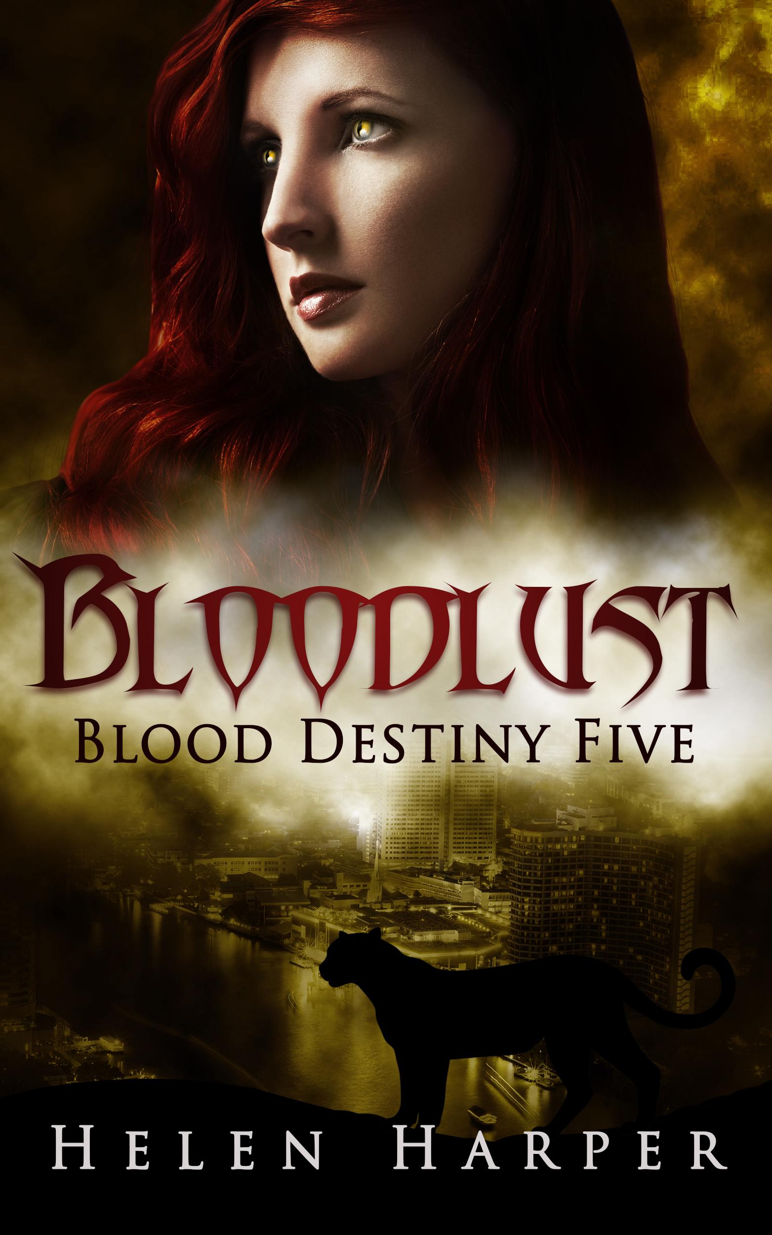 Helen Harper - Bloodlust (Blood Destiny 5)