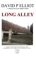 Cover for 'Long Alley'