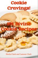 Cover for 'Cookie Cravings! 101 Divine Cookie Recipes'