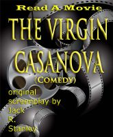 Cover for 'The Virgin Casanova'