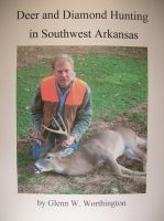 Cover for 'Deer and Diamond Hunting in Southwest Arkansas'