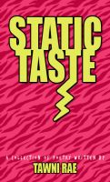 Cover for 'Static Taste'