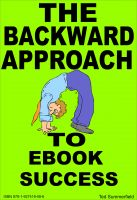 Cover for 'The Backward Approach to Ebook Success'