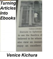 Cover for 'Turning Articles Into Ebooks'