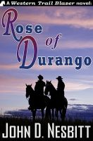 Cover for 'Rose of Durango'