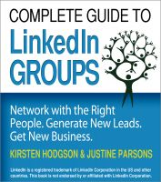 Cover for 'Complete Guide to LinkedIn Groups'