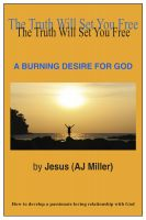 Cover for 'A Burning Desire for God'