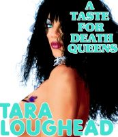 Cover for 'A Taste For Death Queens'