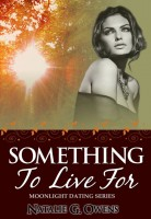 Cover for 'Something to Live for'