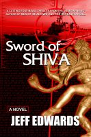 Cover for 'Sword of Shiva'
