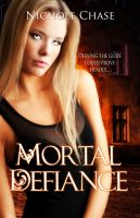 Cover for 'Mortal Defiance'