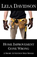 Cover for 'Home Improvement Gone Wrong'