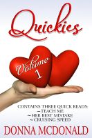Cover for 'Quickies Volume 1 (Contemporary Romance and Humor)'