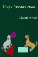 Shruti Piduri - Shape Treasure Hunt
