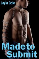 Cover for 'Made to Submit (Reluctant Gay Werewolf BDSM)'