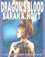 Cover for 'Dragon's Blood'