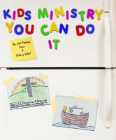 Cover for 'Kid's Ministry, You Can Do It!'