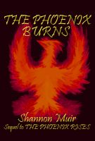 Cover for 'The Phoenix Burns'