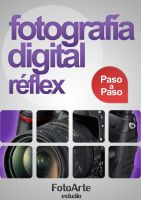 Cover for 'Fotografía Digital Réflex Paso a Paso'