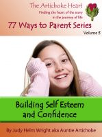 Cover for 'Building Self Esteem and Confidence'