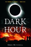 Cover for 'Dark Hour (The Coming Evil)'