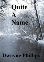 Cover for 'Quite a Name'