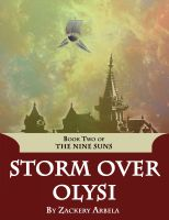 Cover for 'Storm Over Olysi'