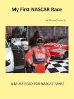 Cover for 'My First NASCAR Race'