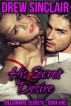 His Secret Desire by Drew Sinclair