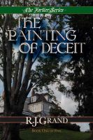 Cover for 'The Painting of Deceit'