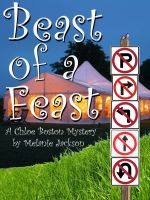Cover for 'Beast of a Feast (A Chloe Boston Mystery Book 11)'