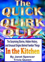 Cover for 'Quick Quirk Quiz - In the Kitchen'