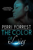 Cover for 'The Color of Lies'