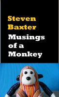 Cover for 'Musings of a Monkey'