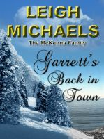 Cover for 'Garrett's Back in Town'