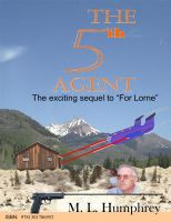 Cover for 'The Fifth Agent'